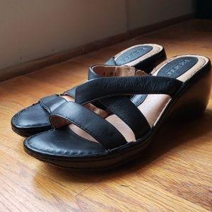 Born Slip-On Sandals